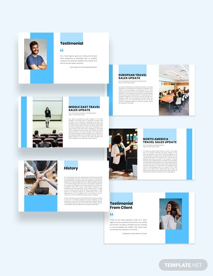 Corporate Travel Agency Presentation Download