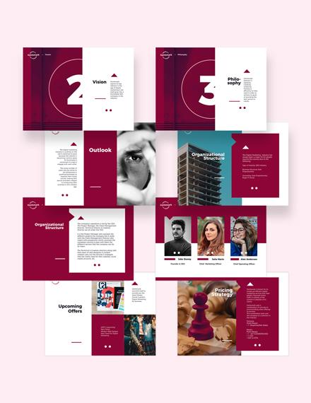 Digital Marketing Pitch Deck Download