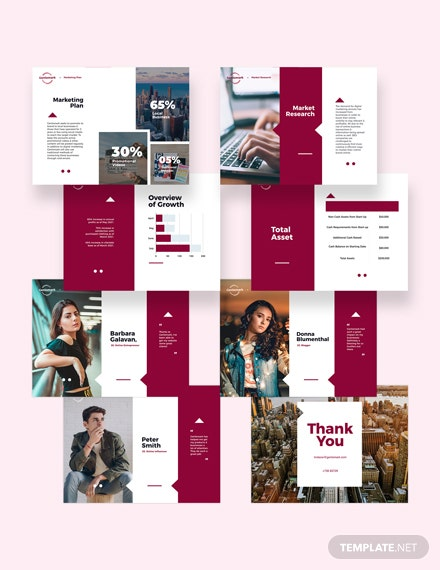 Sample Digital Marketing Pitch Deck