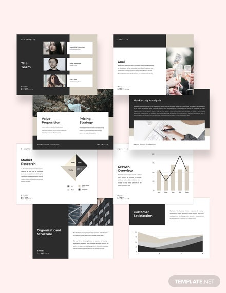 Event Pitch Deck Download