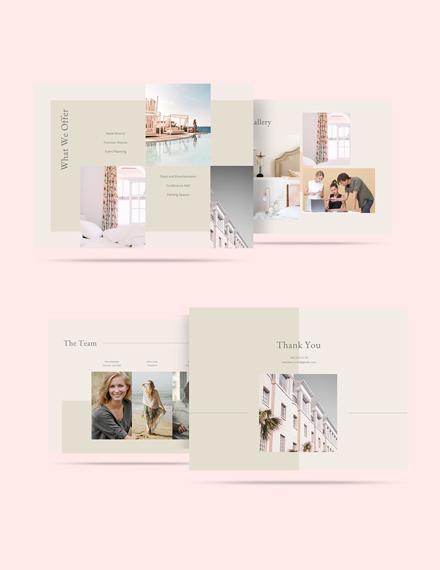 Hotel Event Plan Presentation Customize