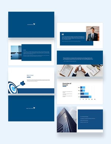 Information Technology Company Presentation Download