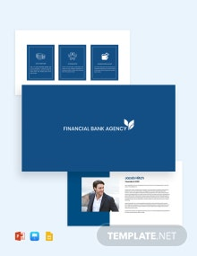 Information Technology Company Presentation Template