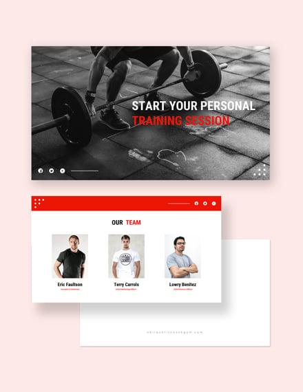 Logo Presentation Customize