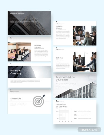 Marketing Agenda Presentation Download