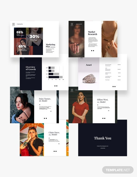 Sample Product Marketing Pitch Deck