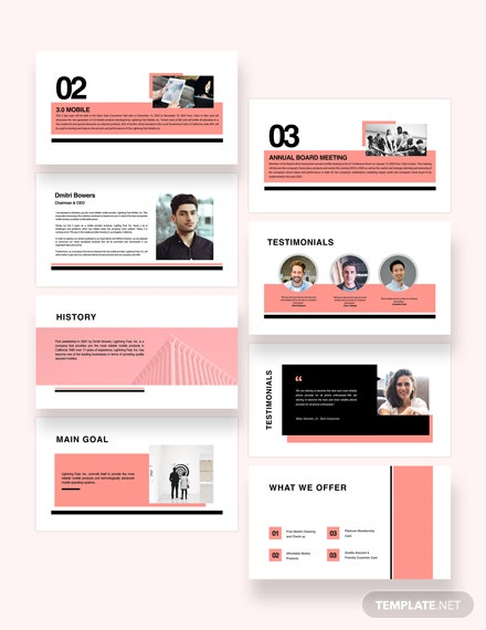 Product Presentation Download