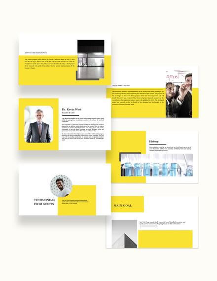 Project Proposal Presentation Download