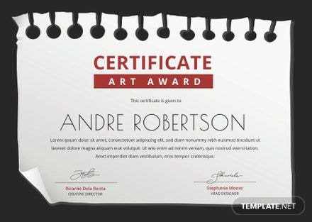 Free Soccer Award Certificate Template Free Templates