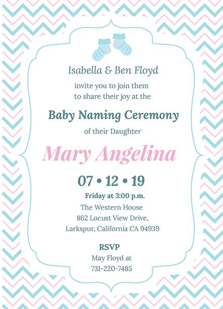 Free baby naming ceremony invitation template download 344 free baby naming ceremony invitation template stopboris Choice Image