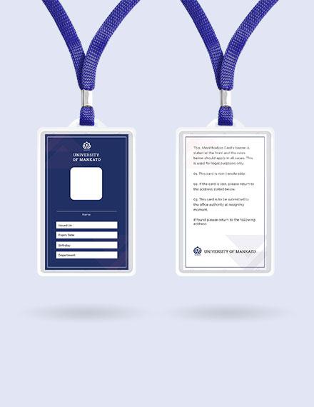 35  free id card templates
