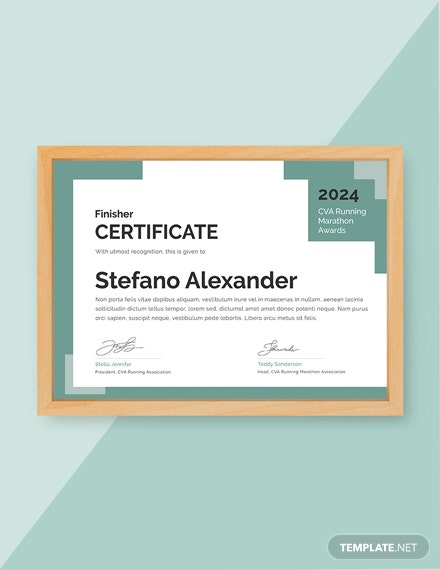 Free Art Award Certificate Template: Download 200+ Certificates in ...