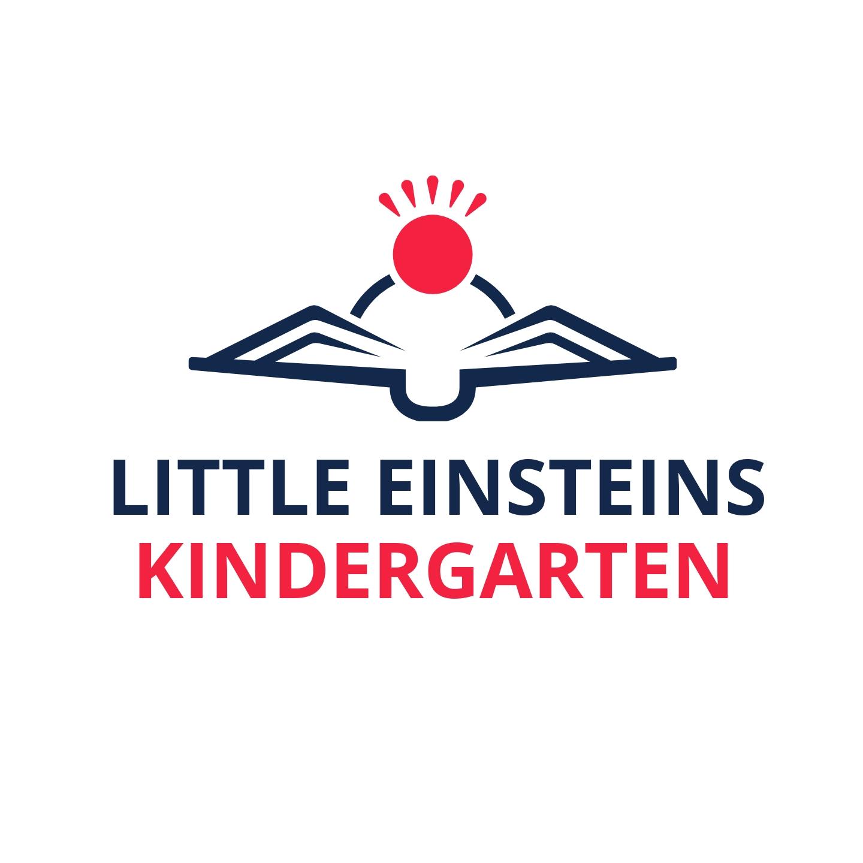 Little Einsteins Kindergarten Logo Template