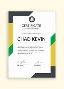 Free Softball Certificate Template