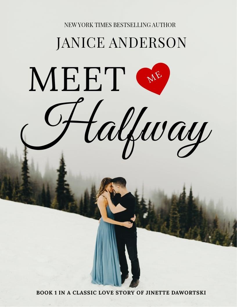 Love Book Cover Template