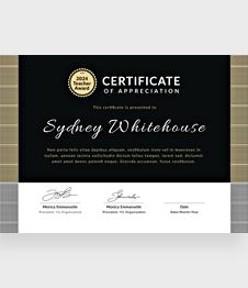 Free Teacher Appreciation Certificate Template