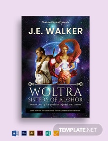 Wattpad Book Cover Template