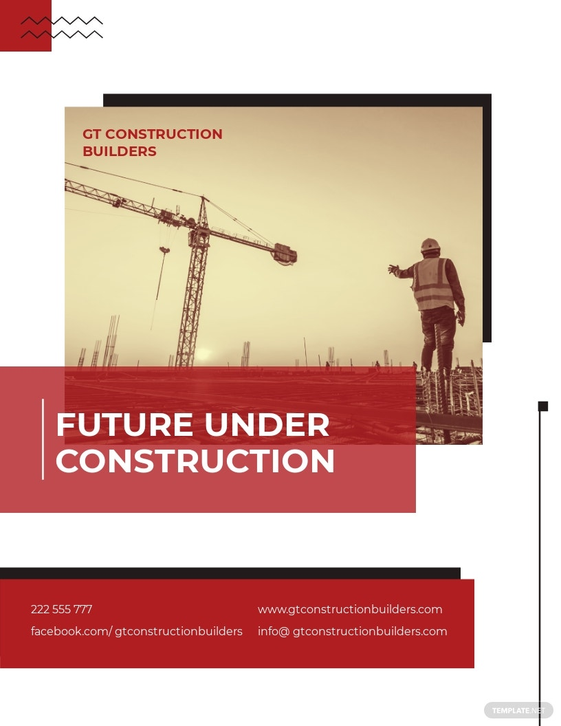 Construction and Building Flyer Template.jpe