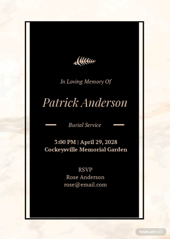 Funeral Service Invitation Template.jpe