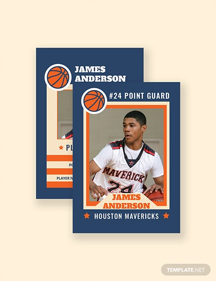 Free sports trading card template download 128 cards in psd free sports card template maxwellsz