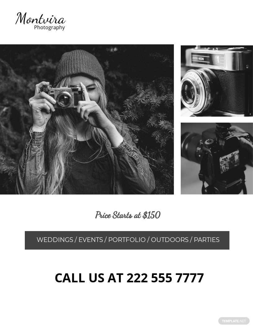 Event Photography Flyer Template.jpe