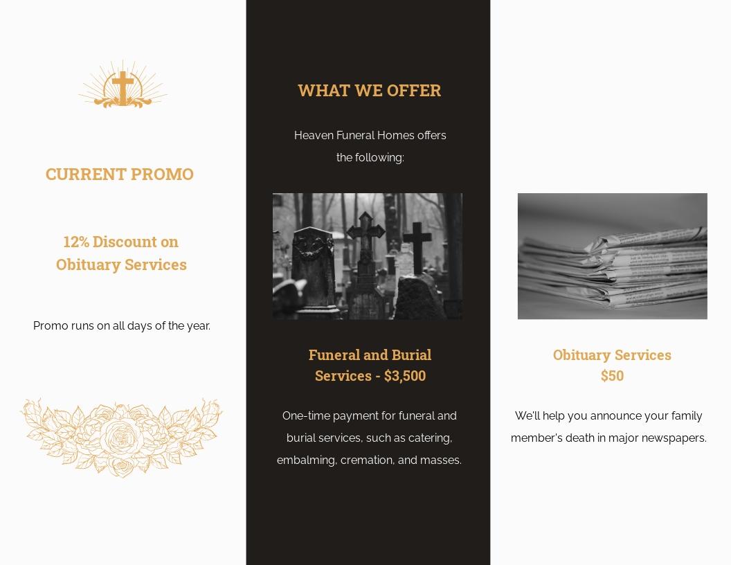 Catholic Funeral Memorial Tri Fold Brochure Template 1.jpe