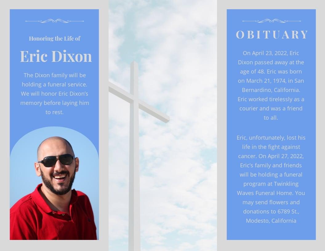 Christian Funeral Obituary Tri Fold Brochure Template 1.jpe
