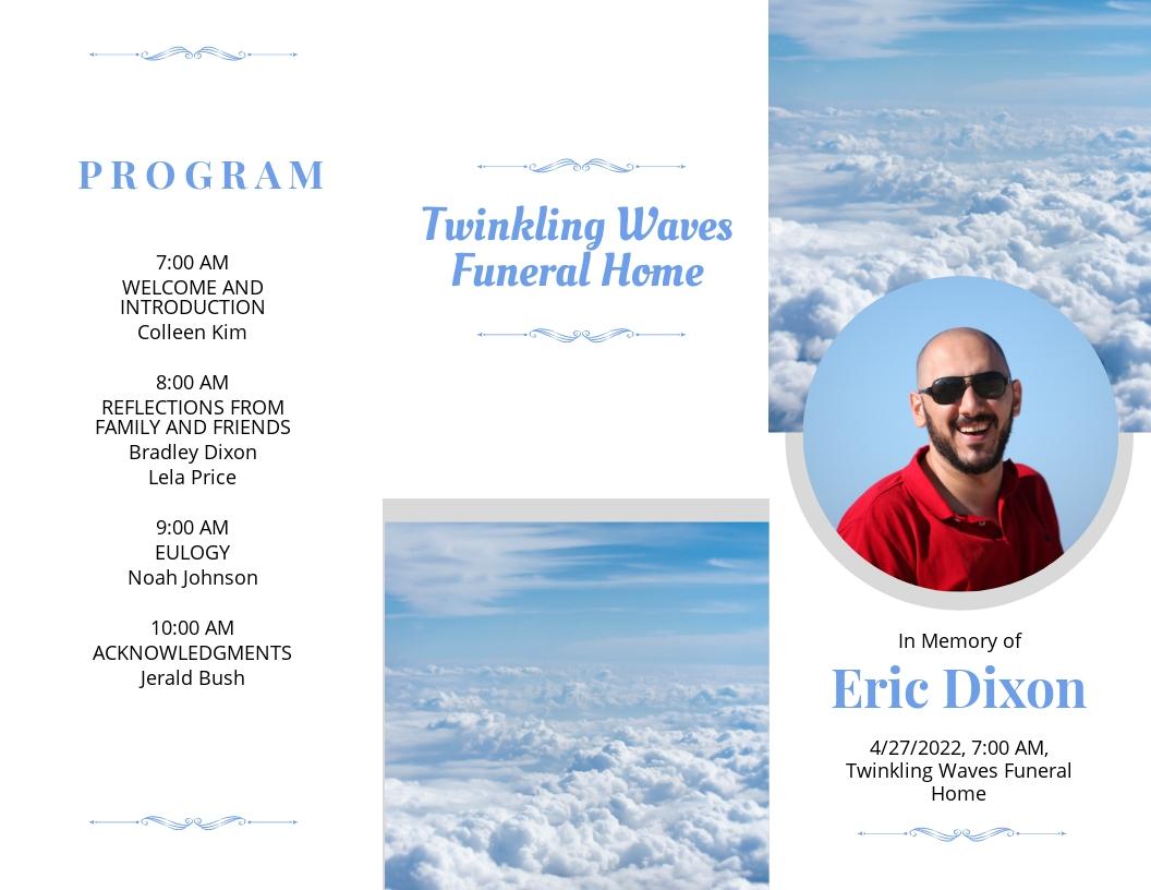 Christian Funeral Obituary Tri Fold Brochure Template.jpe