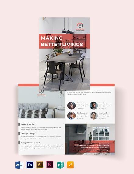 Home interior BiFold Brochure