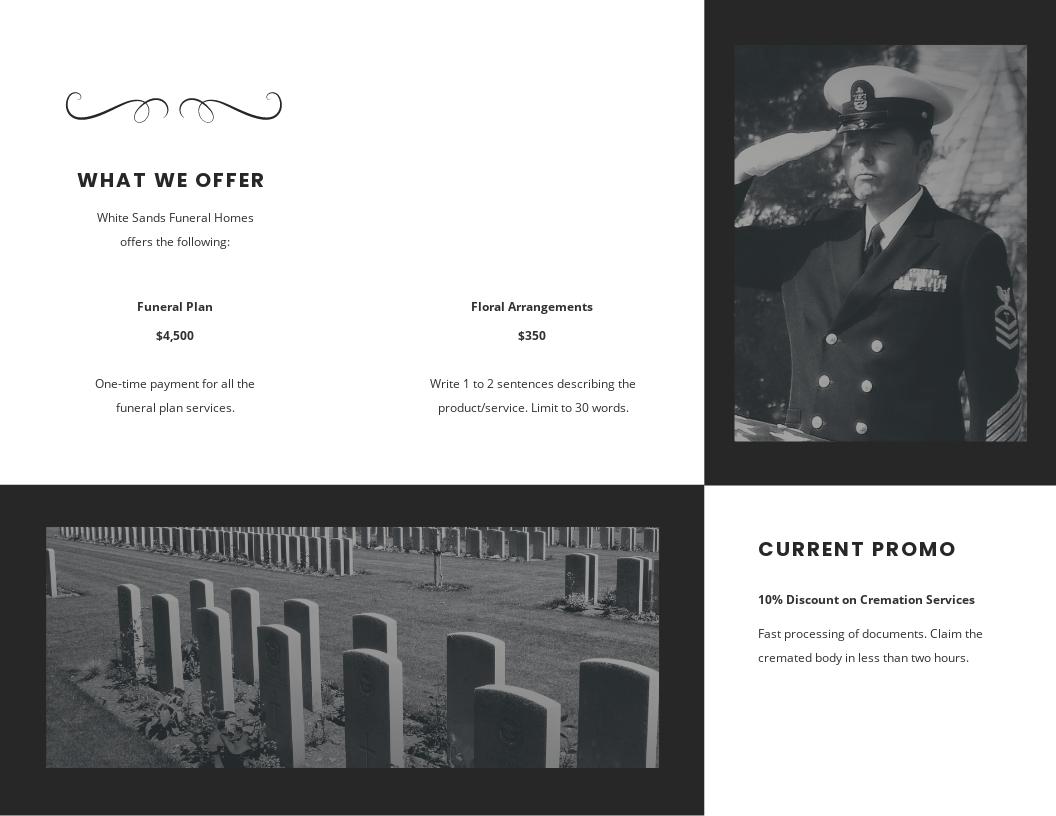 Military Funeral Memorial Tri Fold Brochure Template 1.jpe