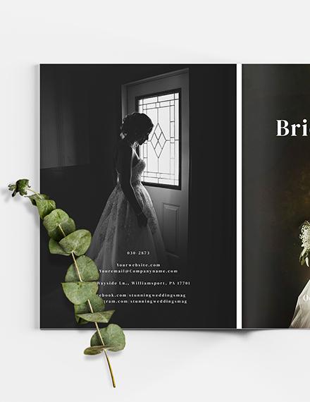 Customise Bridal Magazine