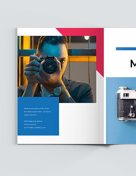 Customise Creative Photography Magazine