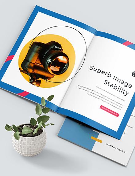 Sample Creative Photography Magazine
