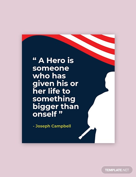 Armed Forces Day Quote template