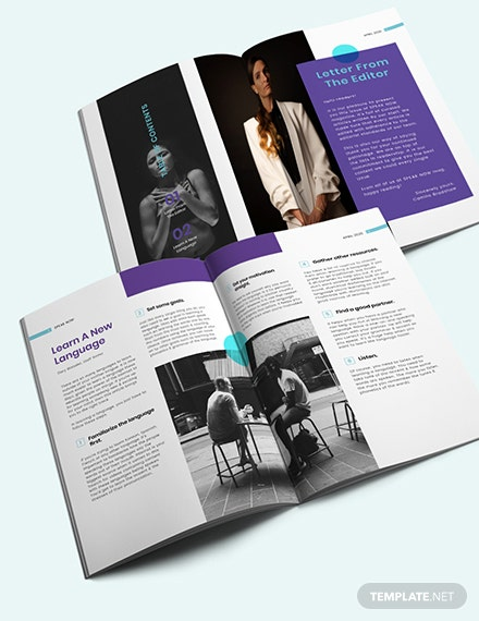 Creative Student Magazine Download
