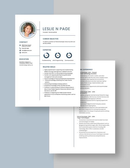Filenet Developer Resume  Download