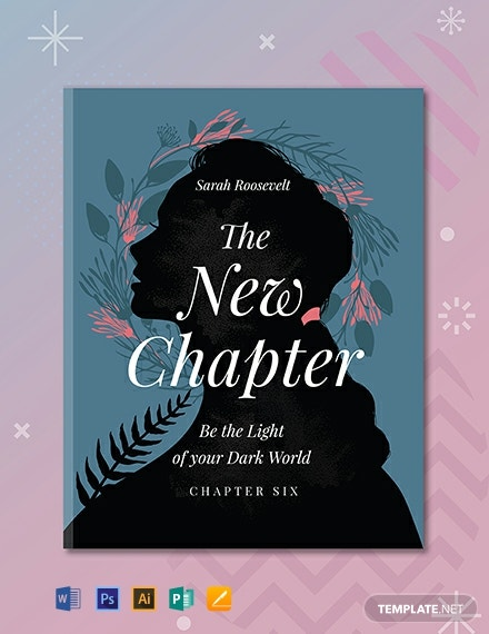 Free Chapter eBook Cover Template