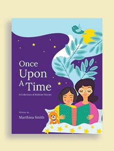 Children's Book Cover Template