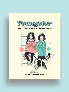Children's Fashion Book Cover Template