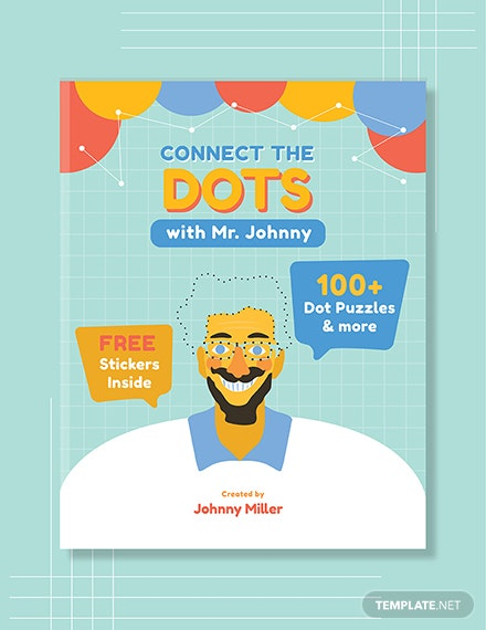 Free Children's Funny Book Cover Template
