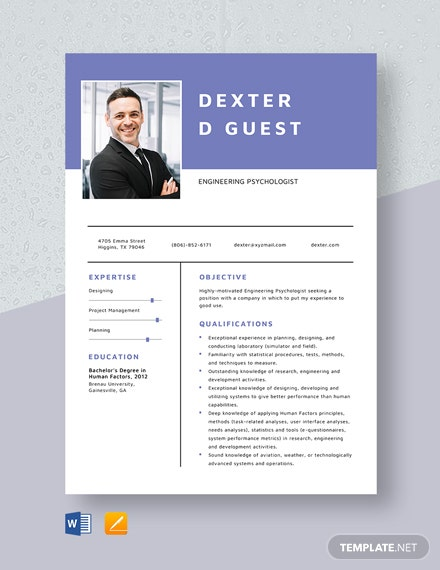 24  free engineering resume templates