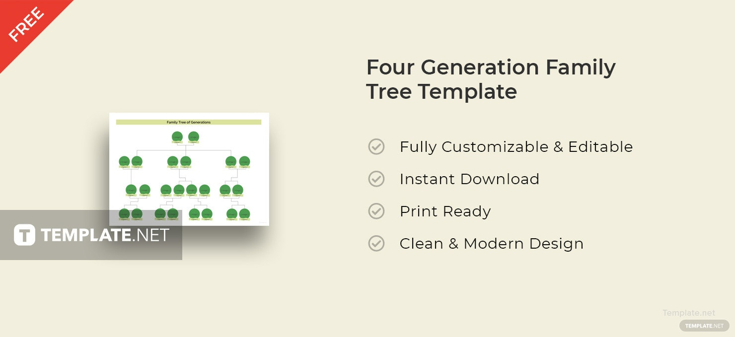 Family Tree Template T
