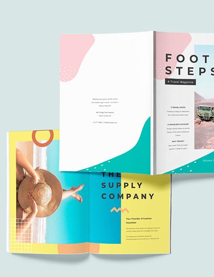 Customsie Creative Travel Magazine