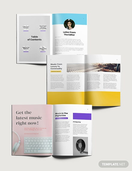 Digital Music Magazine Download