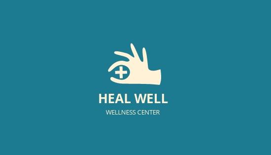 Health Business Card Template.jpe