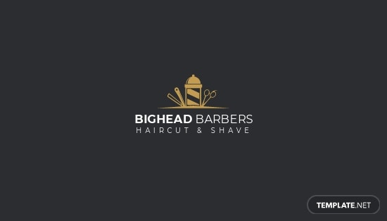 Indie Hair Stylist Business Card Template.jpe