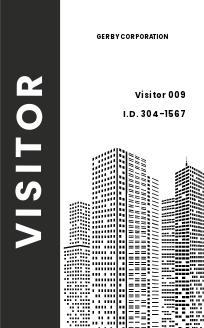 Visitor Access ID Card Template.jpe