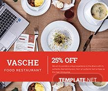 Free Small Business Postcard Template
