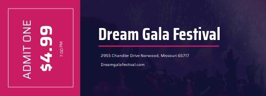 Gala Festival Event Ticket Template.jpe