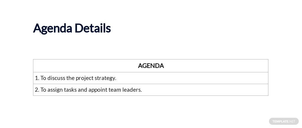 Free Project Meeting Minutes Template 2.jpe